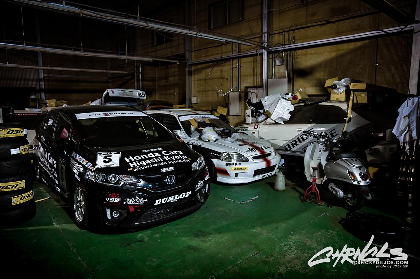 Garage Excellent and The Legendary Sennard – CHRNCLS Vlog 2019 #5