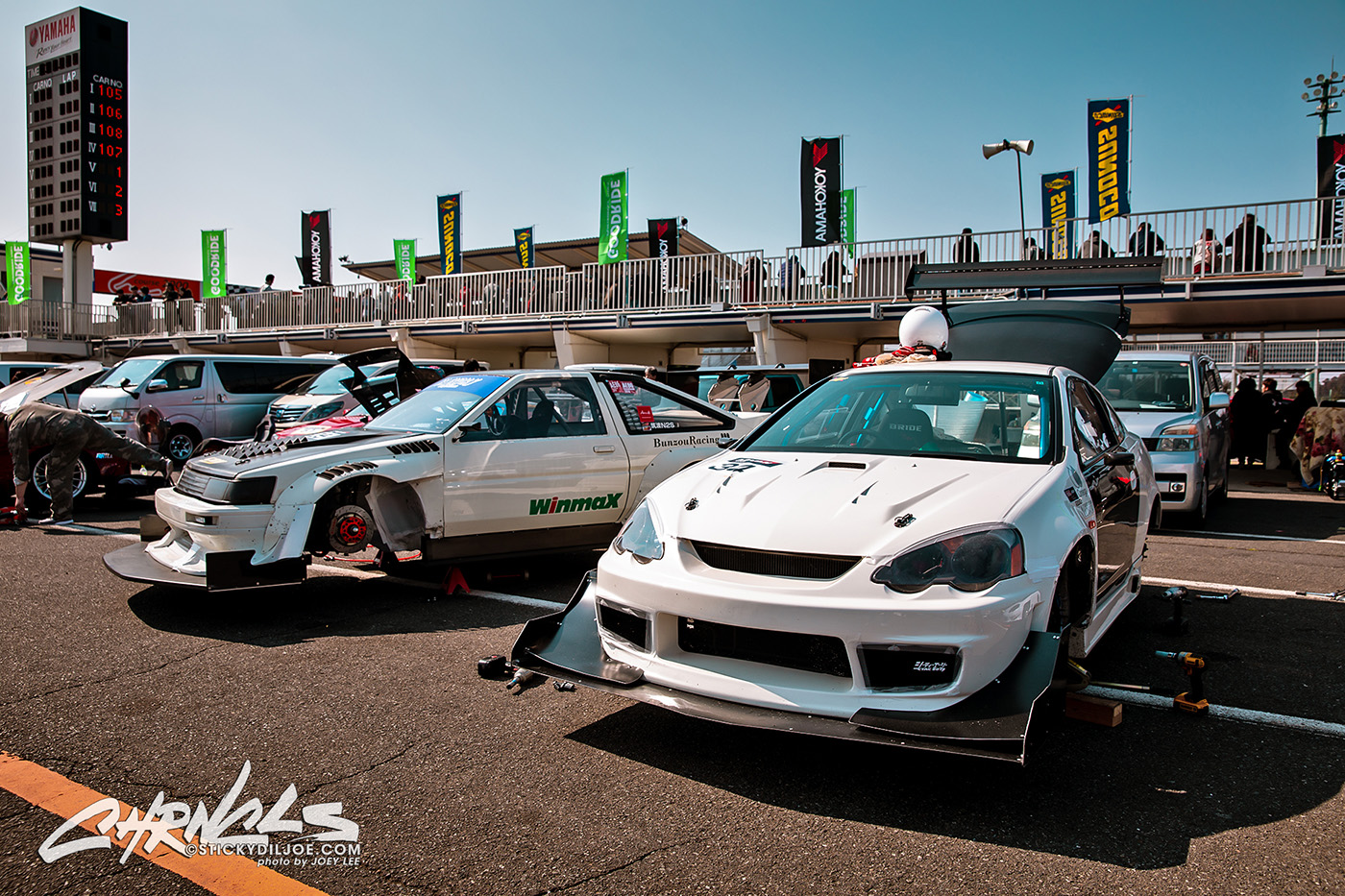 Attack Tsukuba 2019 Coverage… Part 4…