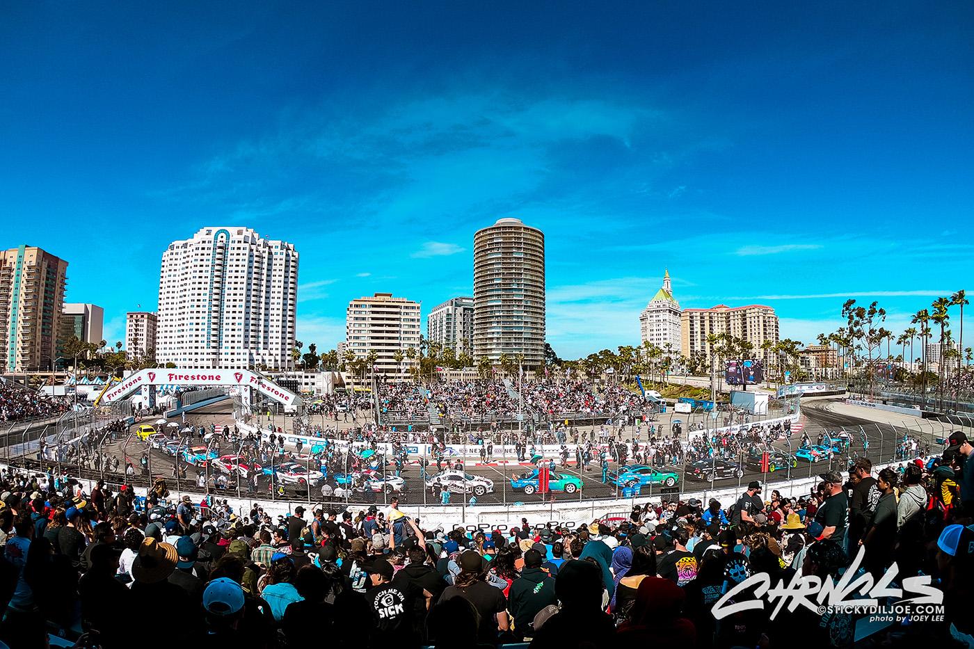 I Took About Ten Photos At Formula D Long Beach 2019…