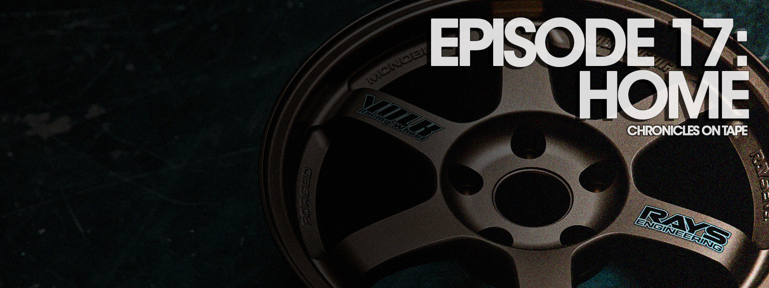 "Chronicles On Tape Podcast Episode 17: ""Home"""