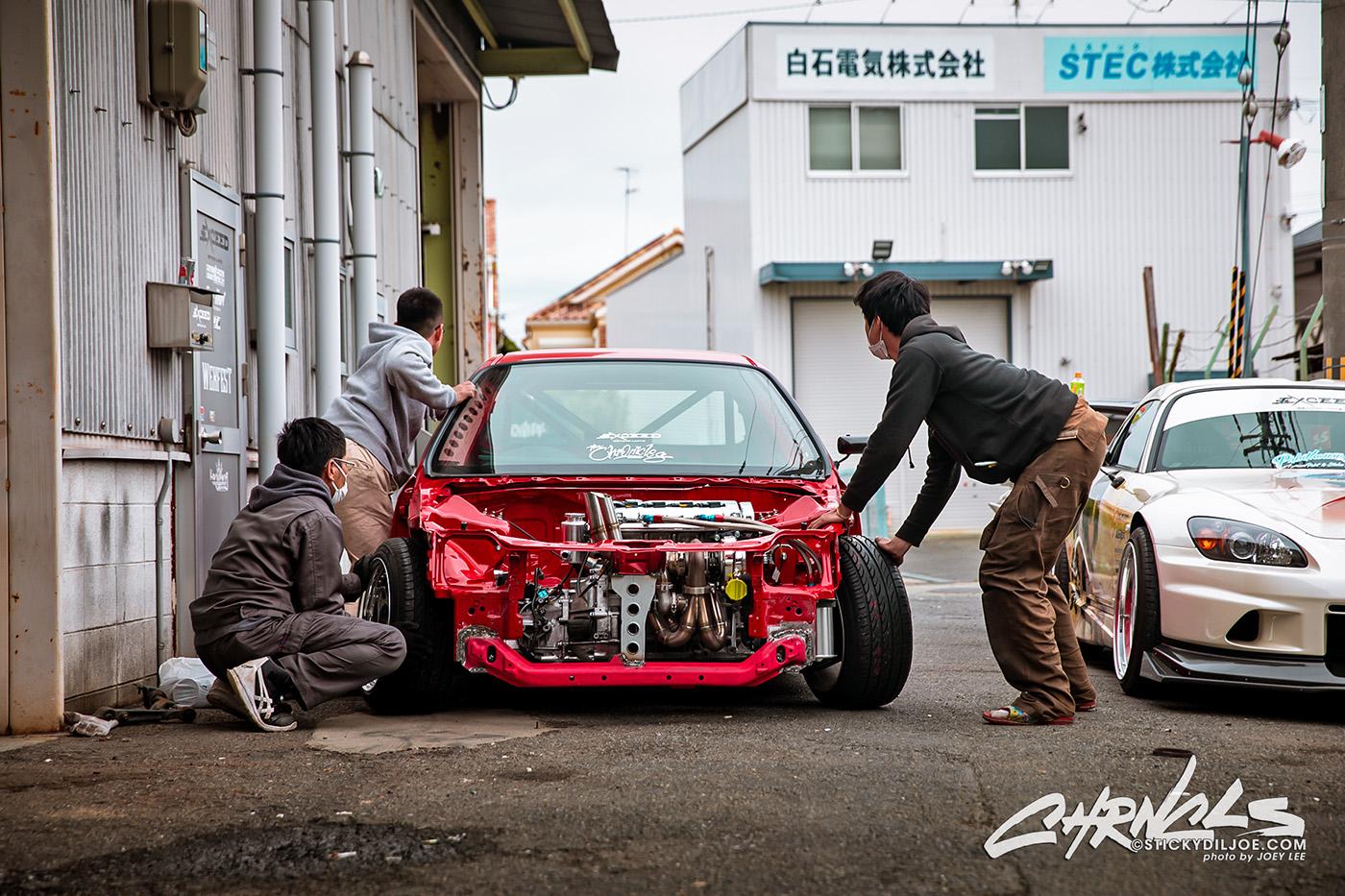 Exceed Japan's EK9 Type R Build…