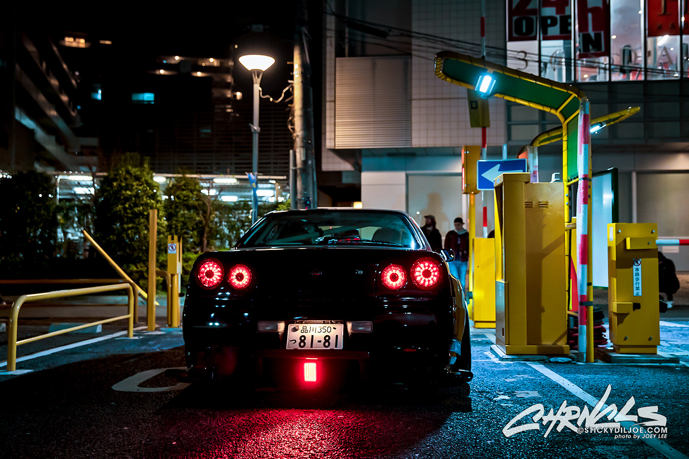 The Chronicles in Japan 2020 Part 1: Arrival and Tokyo Auto Salon…