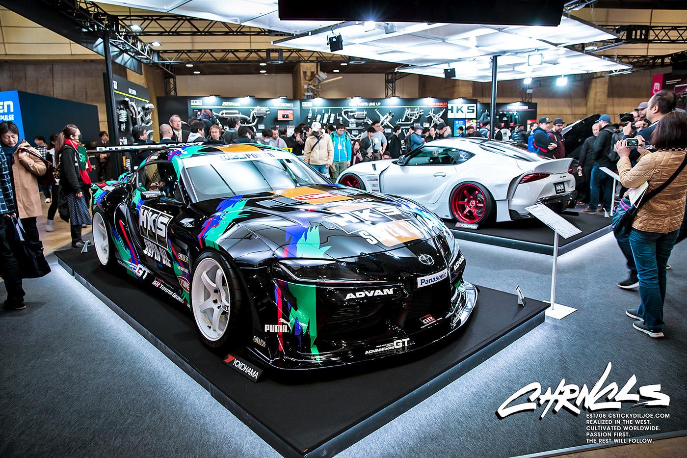 Back in Japan for Tokyo Auto Salon…CHRNCLS Vlog 2020 #1