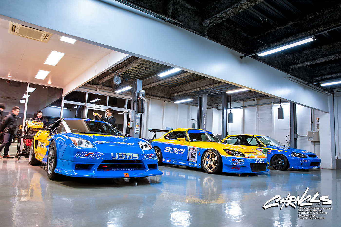 Spoon Collection & More From Tokyo Auto Salon…CHRNCLS Vlog 2020 #2