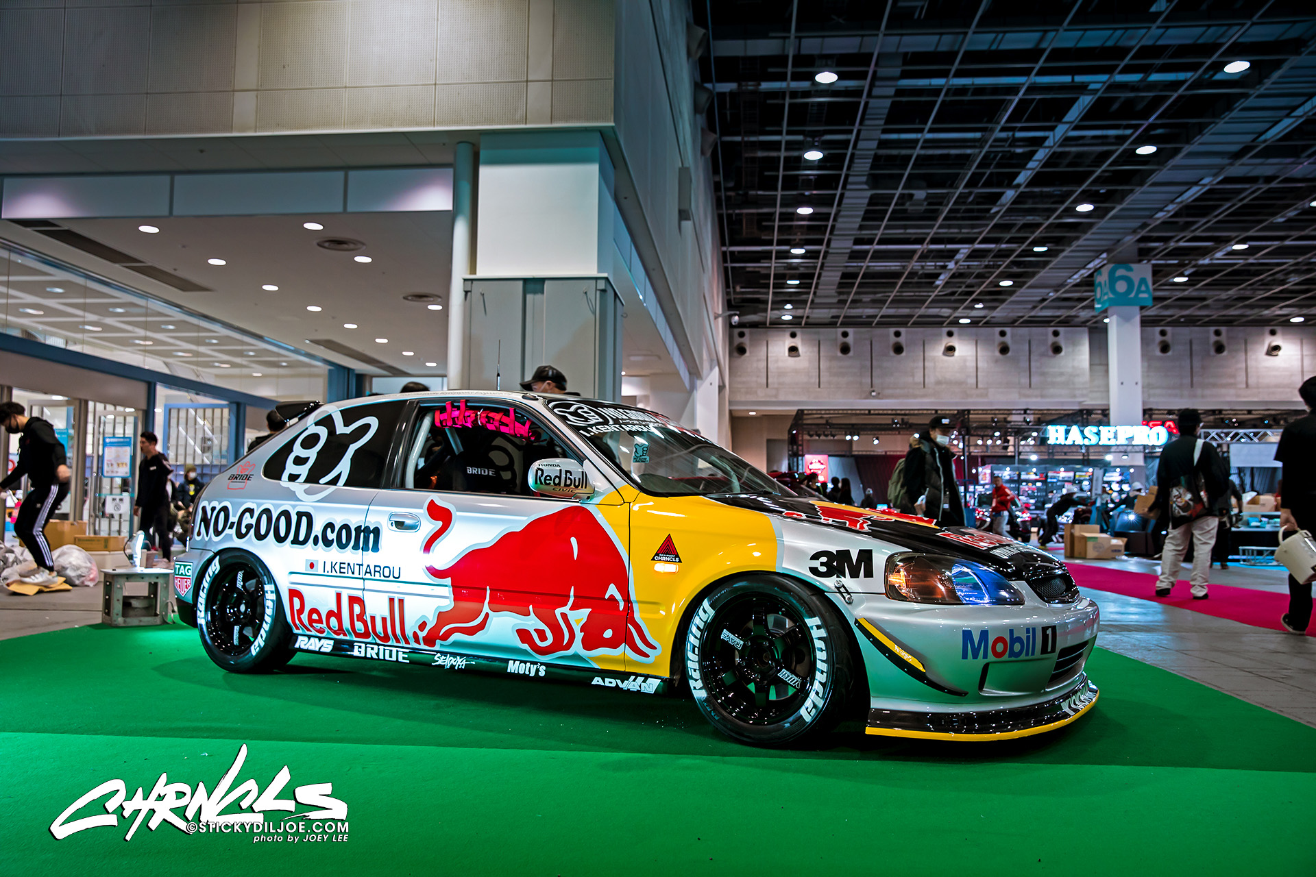 Osaka Auto Messe With No Good Racing…CHRNCLS Vlog 2020 #6