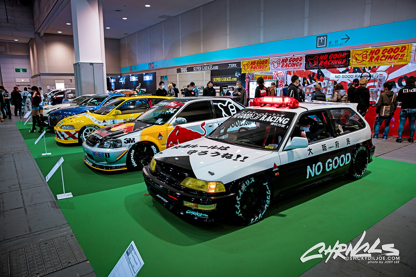 The Style and Nuance of Osaka Auto Messe 2020… Part 1…