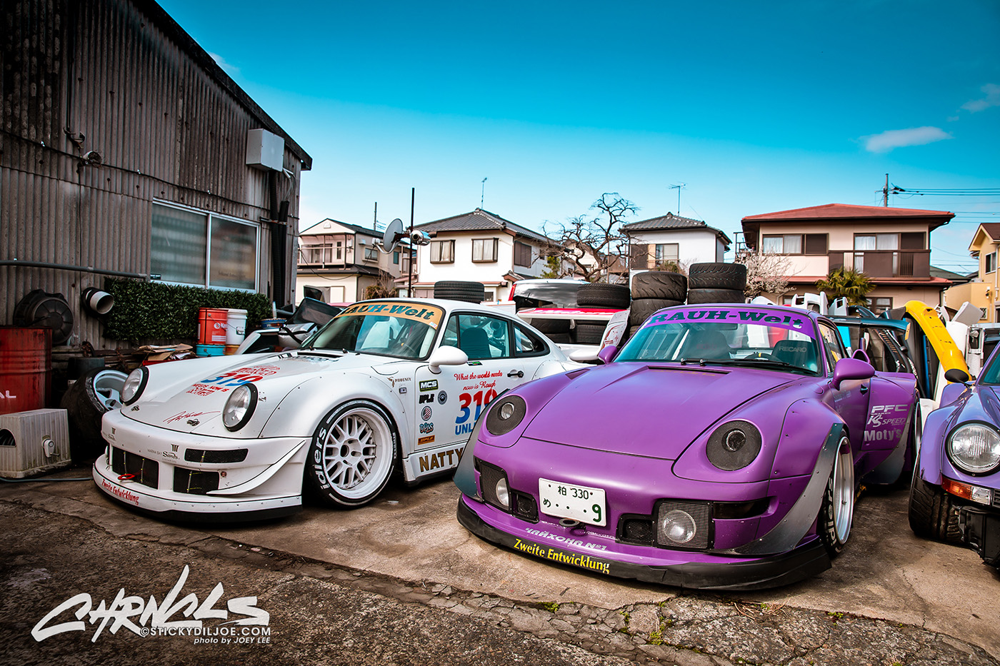 Quick Stop At Rauh-Welt Begriff…