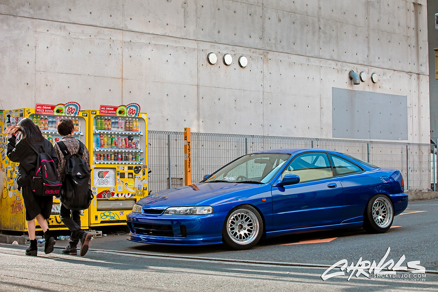 Unfeatured: The Exceed Japan Integra Type R…