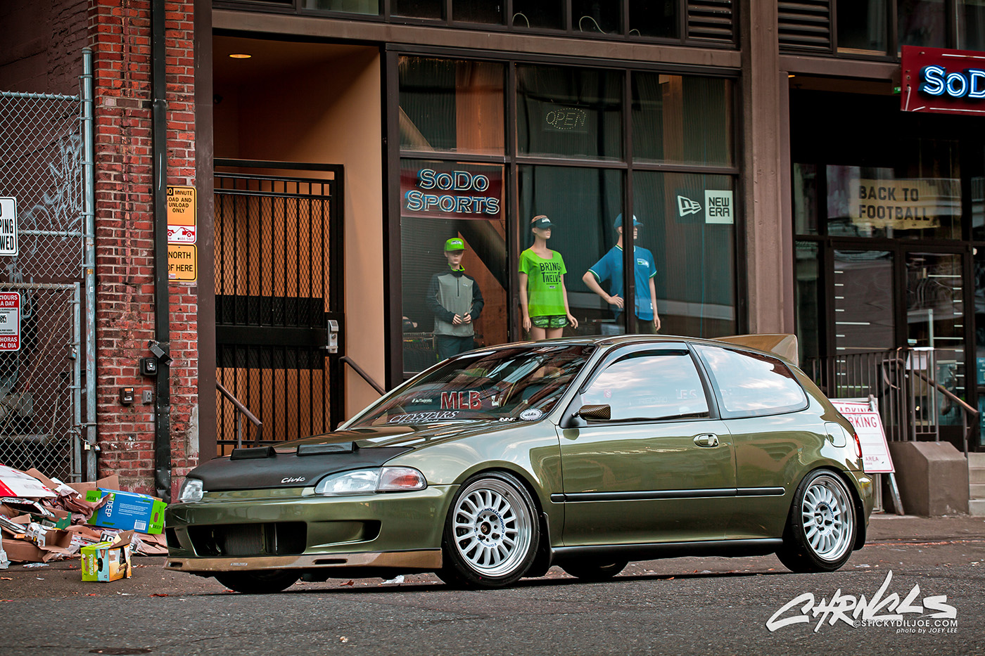 Unfeatured: Tomas Burns' Honda Civic…