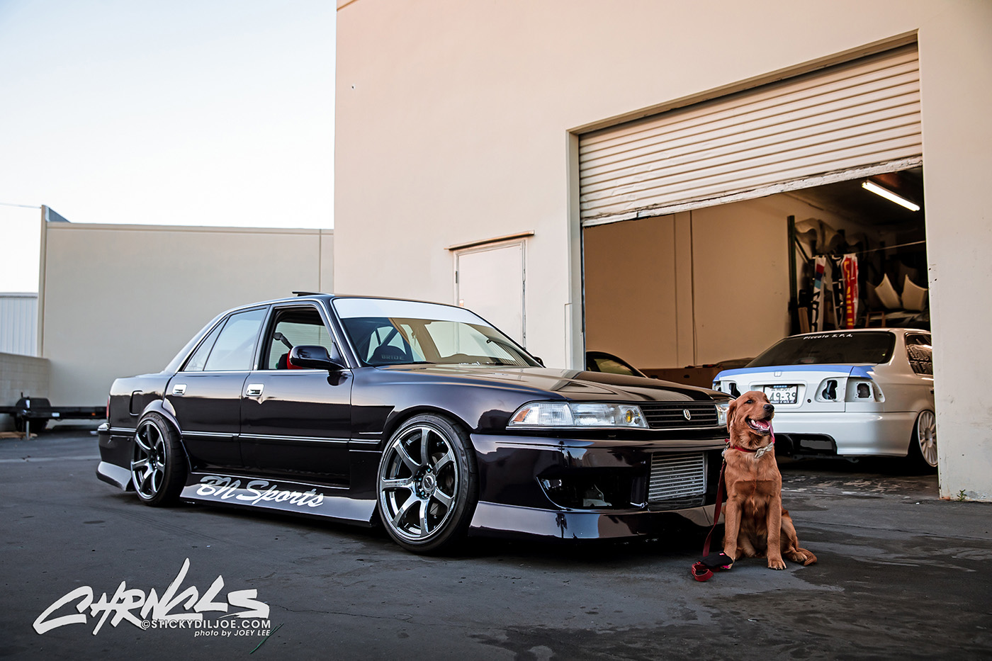 Rodney, His Dog, & A 1JZ-Swapped Cressida…CHRNCLS Vlog 2020 #17 (w/Photos)