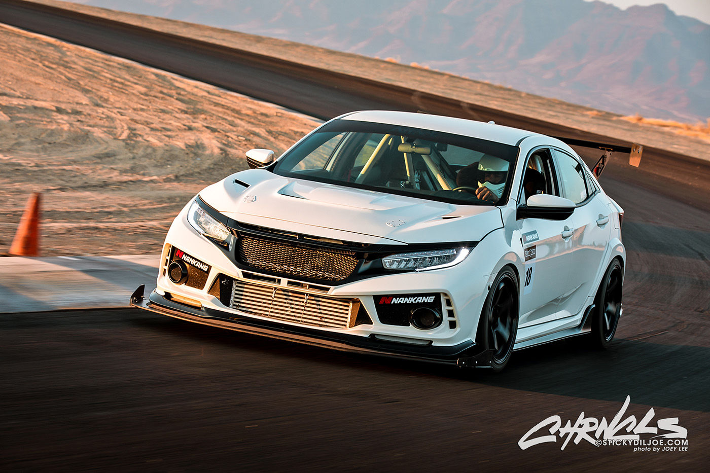 Jose Mejia's FK8 Civic Type R From Club Racer Reunion Weekend…