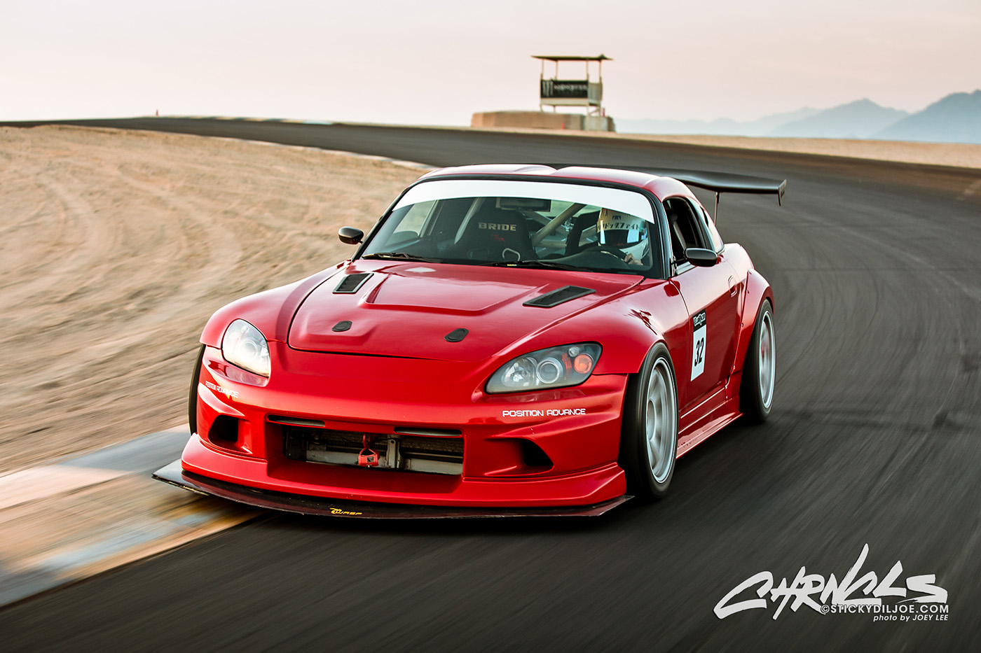John Tran's S2000 From Club Racer Reunion Weekend…
