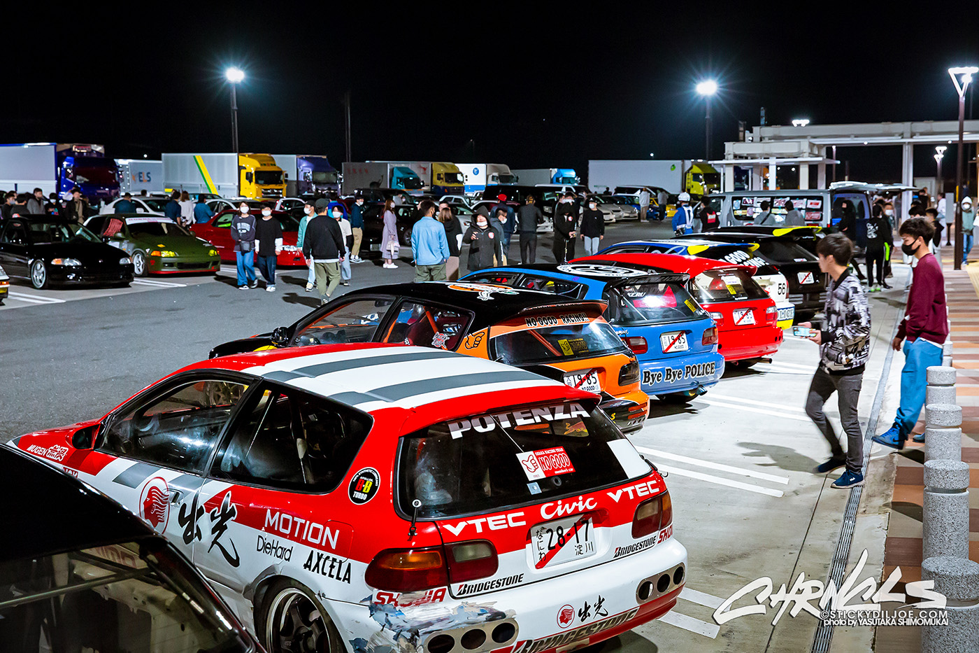 No Good Racing Night Meet 2021 Coverage…