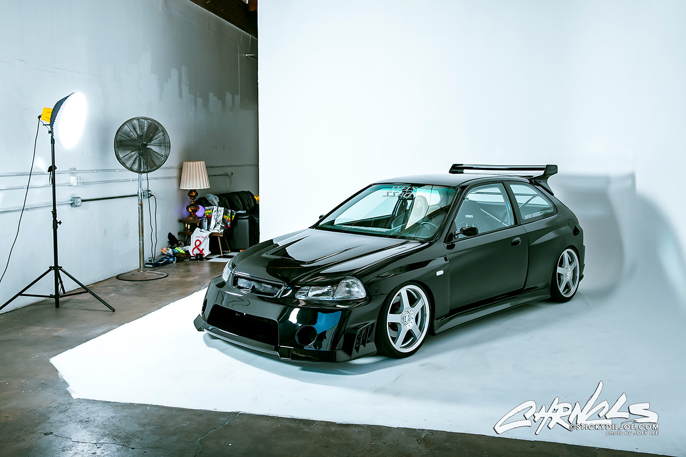 """Extras, Outtakes, and More Details From The Meguiar's 2000s """"Import Tuner"""" Shoot…"""